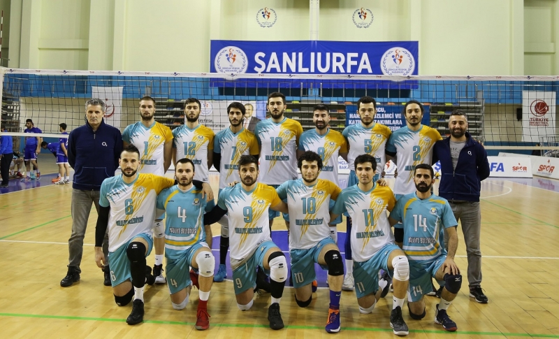 HALİLİYE VOLEYBOL TAKIMI, PLAY- OFF'DA